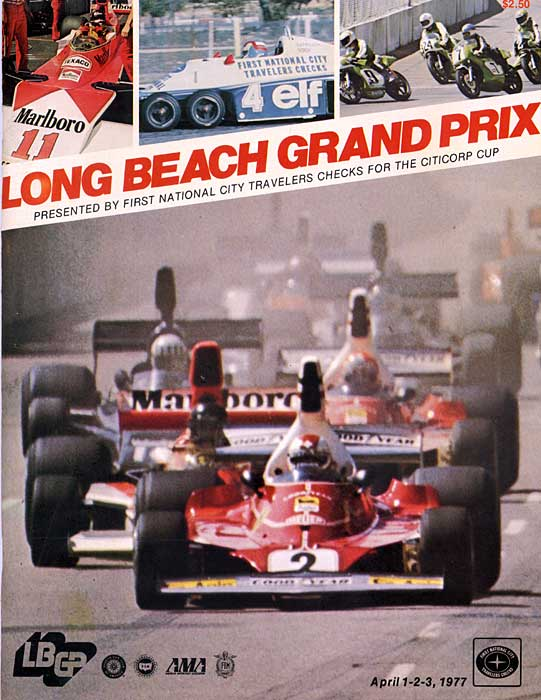 1977 formula 1 world championship programmes the motor racing programme covers project. Black Bedroom Furniture Sets. Home Design Ideas