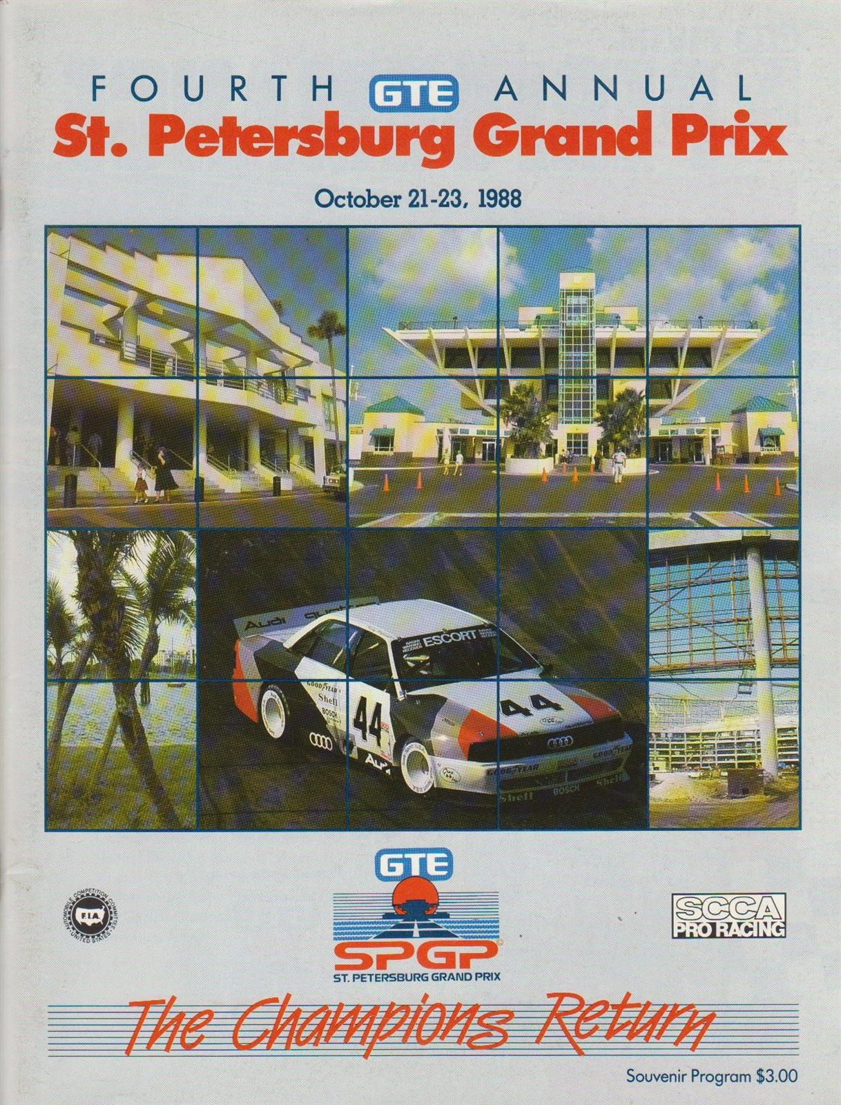 Mid Ohio Sportscar Course >> 1988 Trans-Am Series Programmes | The Motor Racing ...
